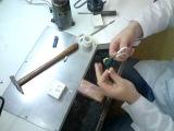 Клин-лаб. этапы изготовления штампованной коронки( КГМУ)