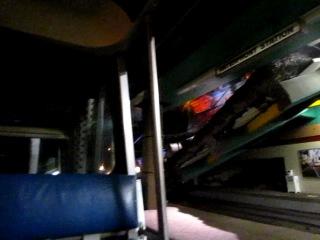 катастрофа в метро(universal studio)